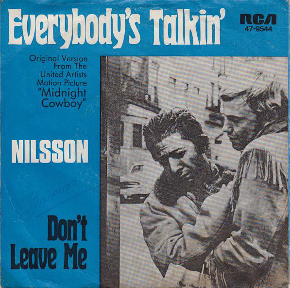 Harry Nilsson - Everybody's Talkin'